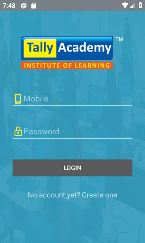 Tally Academy poster