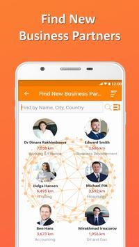 EXPO CHAT Business Messenger screenshot 1