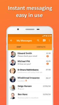 EXPO CHAT Business Messenger screenshot 2
