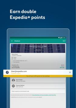 Expedia screenshot 10