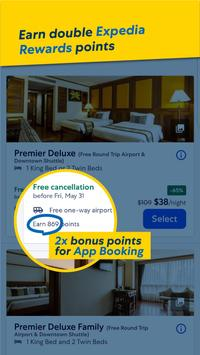 Expedia screenshot 1