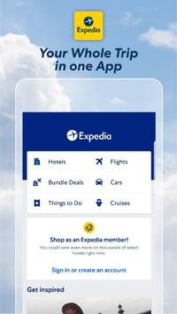 Expedia screenshot 3