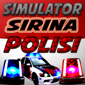 🔊 Sirens Police Indonesian Whit Light icon