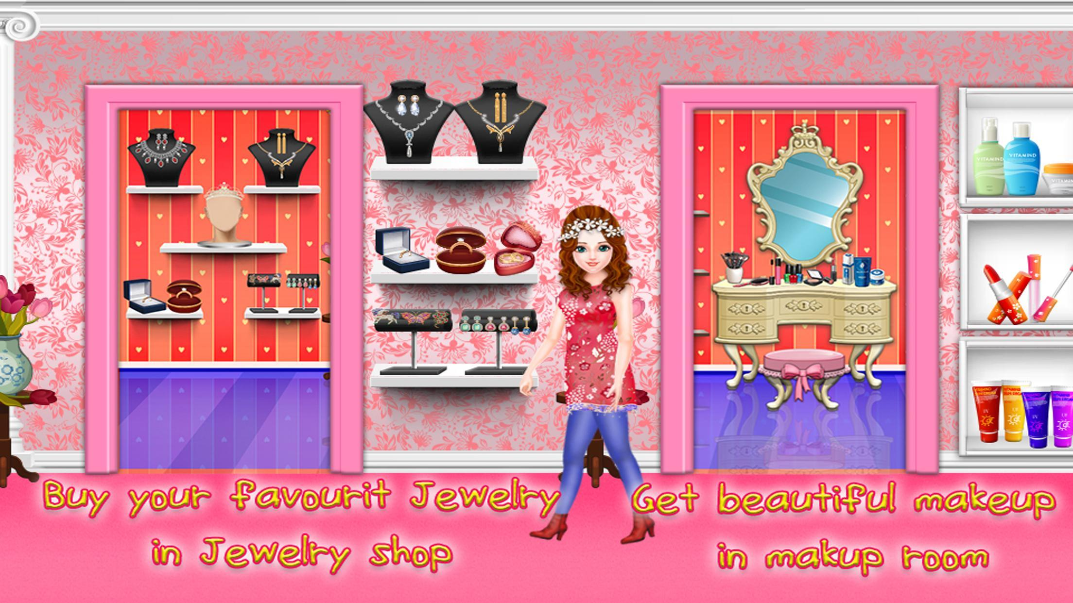 wedding beauty spa salon girls games for android - apk download