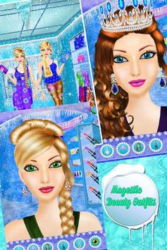 Ice Queen Hair Styles Salon screenshot 14
