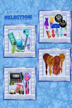 Ice Queen Hair Styles Salon screenshot 1
