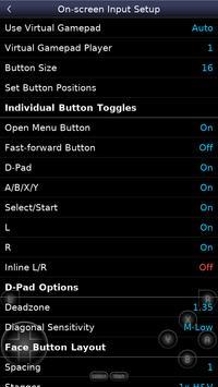 Snes9x EX+ screenshot 1