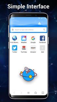 Web-Browser Plakat