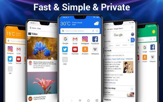 Web Browser screenshot 13