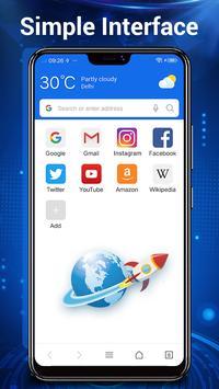 Web Browser screenshot 1