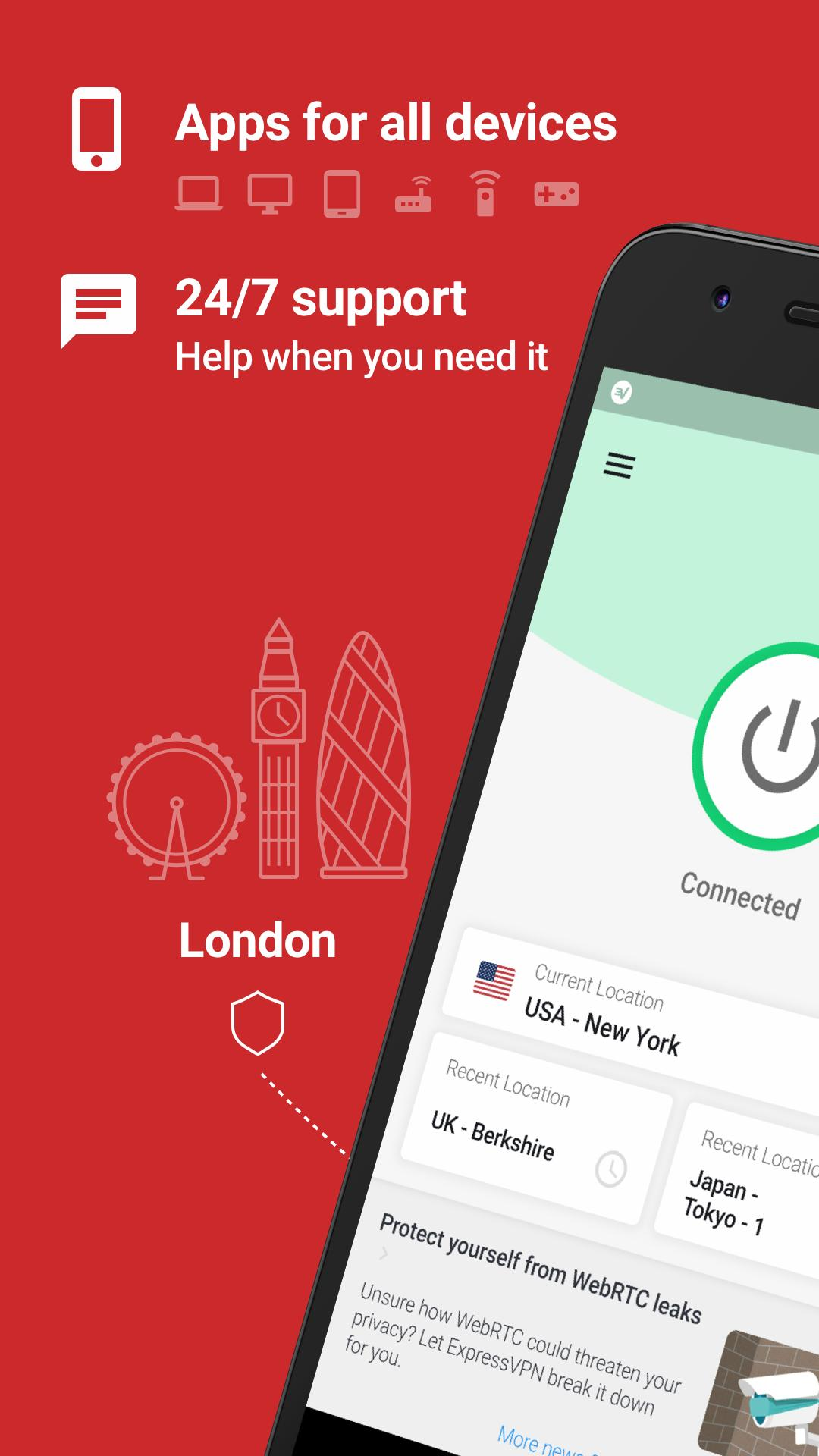 ExpressVPN for Android - APK Download