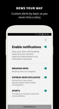 San Antonio Express-News screenshot 2