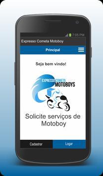 Expresso Cometa Motoboys screenshot 1