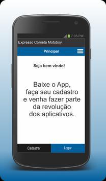 Expresso Cometa Motoboys screenshot 2