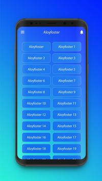 Aloyfoster screenshot 1