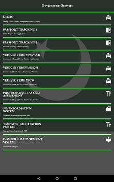 Pakistan E-Services screenshot 11