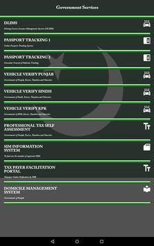 Pakistan E-Services screenshot 19