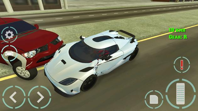 Extreme Fast Car Racer screenshot 1