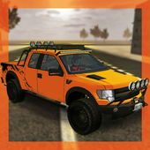 Extreme SUV Racer icon