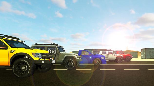 Extreme SUV Racer screenshot 1