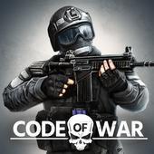 Code of War: Online Gun Shooting Games icon
