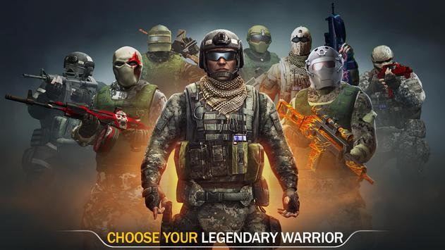 Code of War: Online Gun Shooting Games screenshot 14