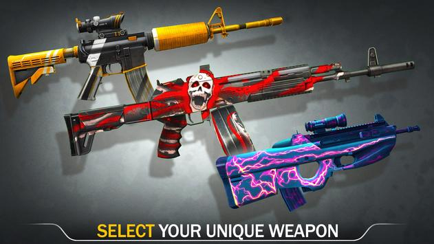 Code of War: Online Gun Shooting Games screenshot 11