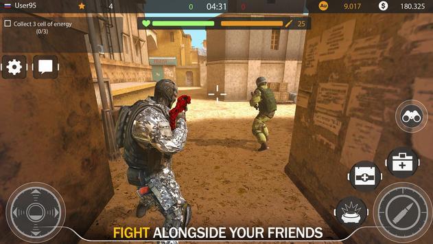 Code of War: Online Gun Shooting Games screenshot 5