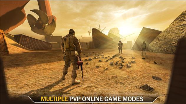 Code of War: Online Gun Shooting Games screenshot 15