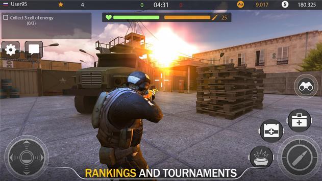 Code of War: Online Gun Shooting Games screenshot 16