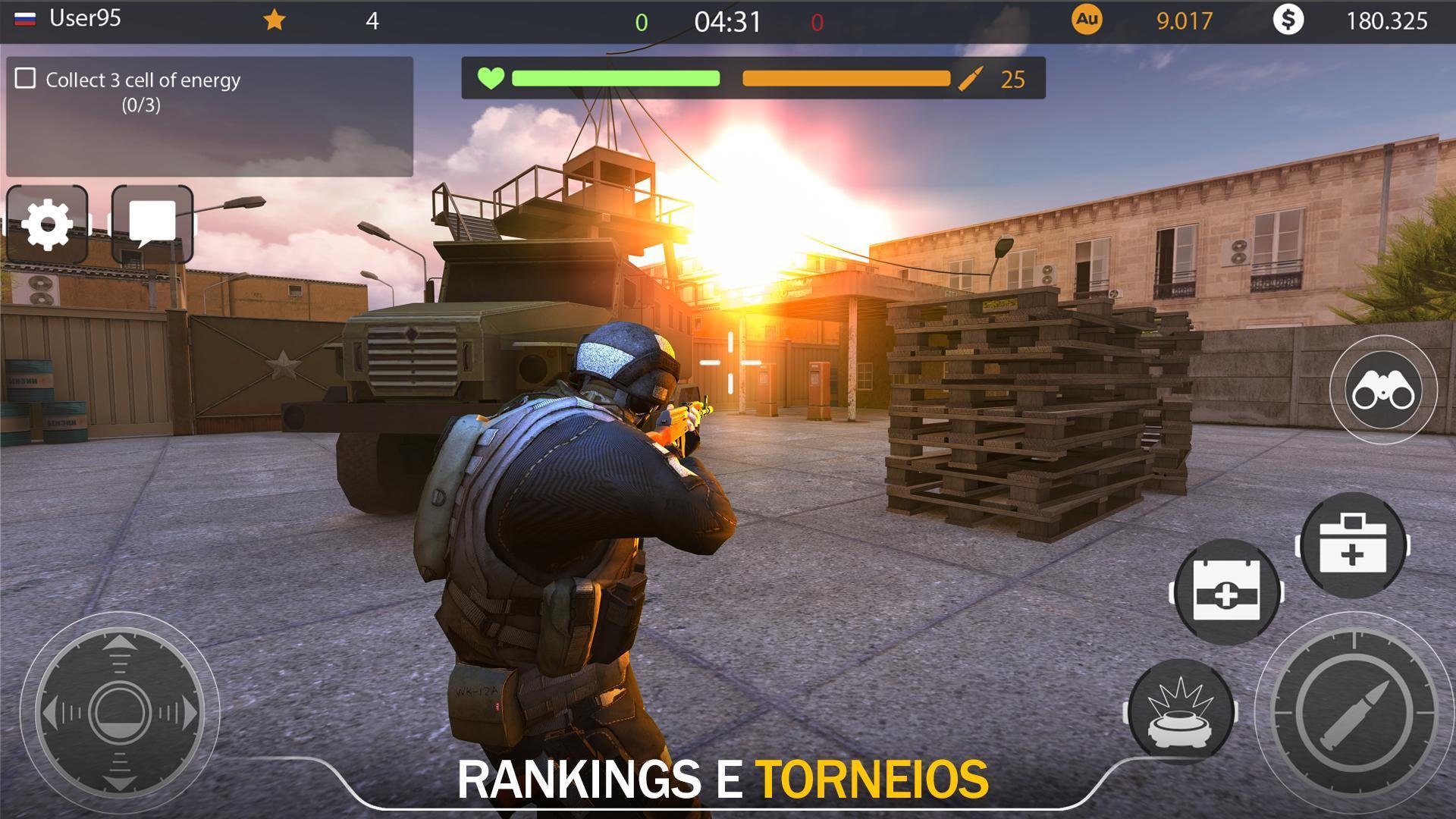 Code Of War Jogo De Tiro 3d Para Android Apk Baixar