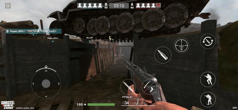 Ghosts of War تصوير الشاشة 7