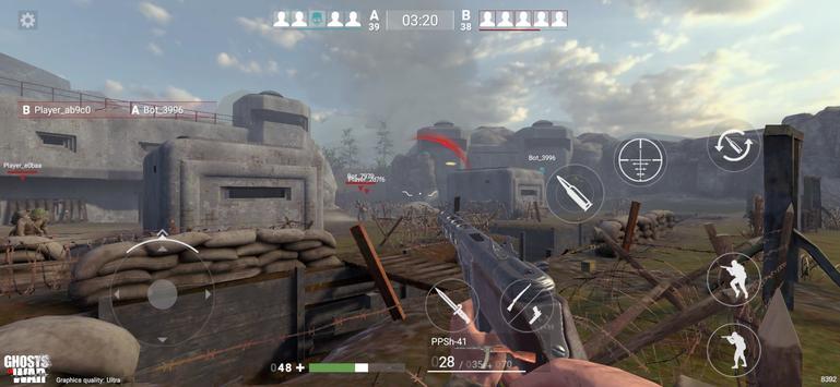 Ghosts of War تصوير الشاشة 20