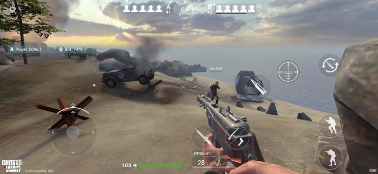 Ghosts of War تصوير الشاشة 11