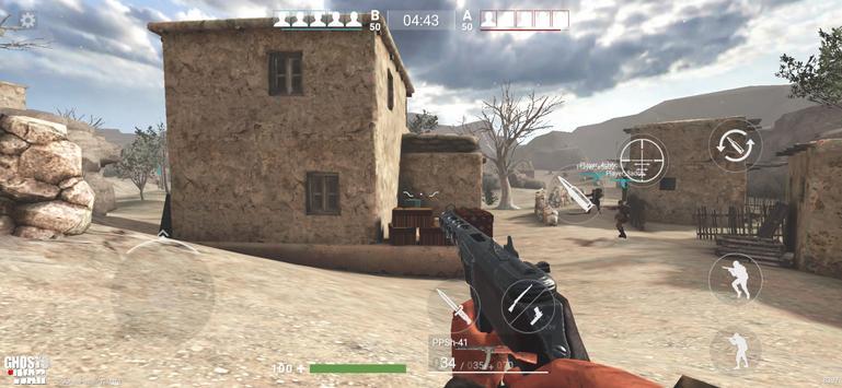 Ghosts of War تصوير الشاشة 1