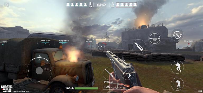 Ghosts of War تصوير الشاشة 2