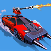 Car Force: PvP Fight أيقونة