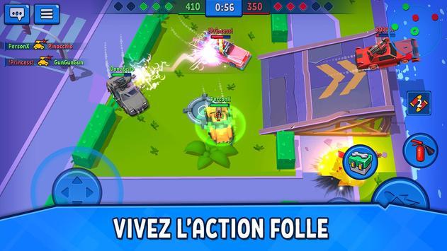 Car Force: Combat de Voitures PvP capture d'écran 20