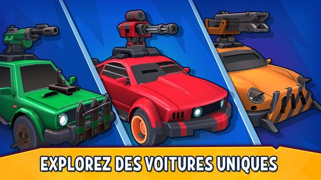 Car Force: Combat de Voitures PvP capture d'écran 3