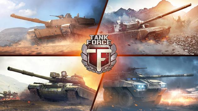 Tank Force الملصق