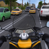 Moto Traffic Race 2 on pc