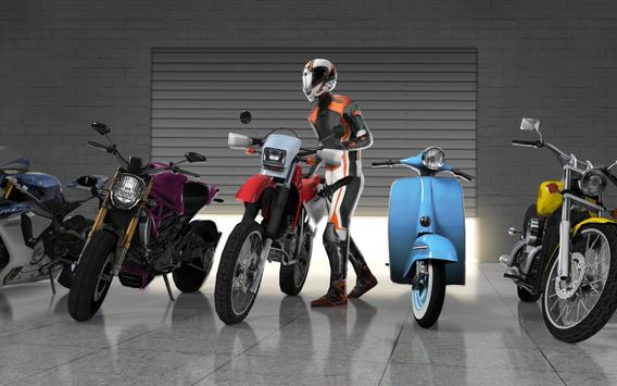 11 Schermata Moto Traffic Race 2