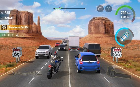 Moto Traffic Race 2 screenshot 14