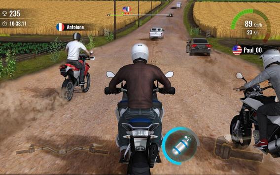 1 Schermata Moto Traffic Race 2