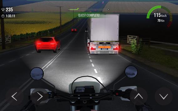 3 Schermata Moto Traffic Race 2