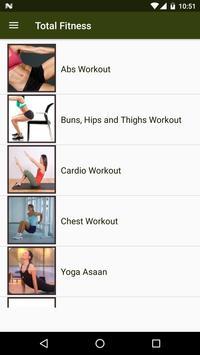 Total Fitness screenshot 1
