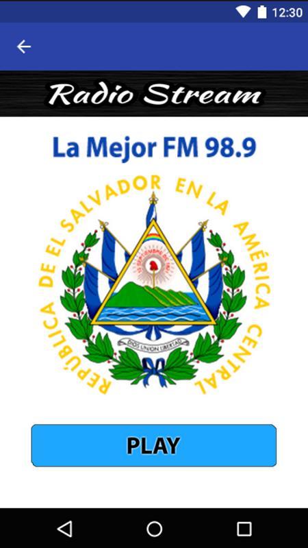 radio la mejor de el salvador