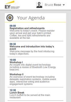 EY Meetings poster