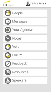 EY Meetings screenshot 1