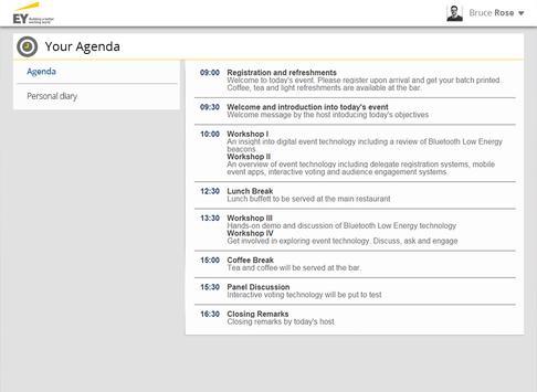 EY Meetings screenshot 3